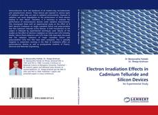 Capa do livro de Electron Irradiation Effects in Cadmium Telluride and Silicon Devices