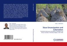 Bookcover of Slave Emancipation and Colonialism