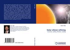 Bookcover of Solar silicon refining