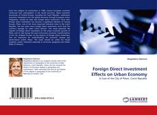 Bookcover of Foreign Direct Investment Effects on Urban Economy