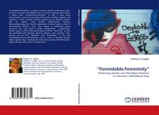 "Bookcover of ""Formidable-Femininity"""