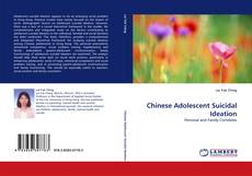 Capa do livro de Chinese Adolescent Suicidal Ideation