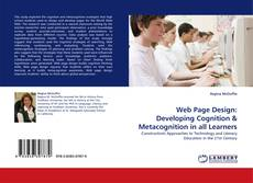 Bookcover of Web Page Design: Developing Cognition