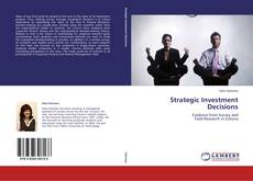 Bookcover of Strategic Investment Decisions