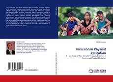 Bookcover of Inclusion in Physical Education