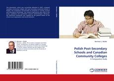 Bookcover of Polish Post-Secondary Schools and Canadian Community Colleges