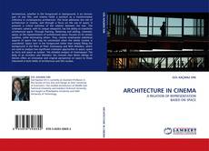 Bookcover of ARCHITECTURE IN CINEMA