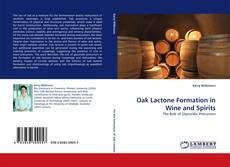 Обложка Oak Lactone Formation in Wine and Spirits