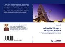 Spheroidal Dielectric Resonator Antenna kitap kapağı