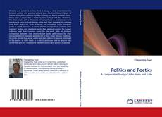 Bookcover of Politics and Poetics