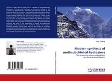 Copertina di Modern synthesis of multisubstituted hydrazines