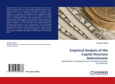Bookcover of Empirical Analysis of the Capital Structure Determinants