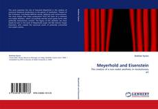 Bookcover of Meyerhold and Eisenstein