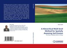 Bookcover of A Hierarchical Multi-level Method for Spatially Assessing Soil Erosion