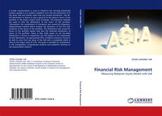 Bookcover of Financial Risk Management