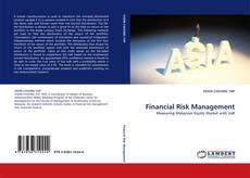 Buchcover von Financial Risk Management