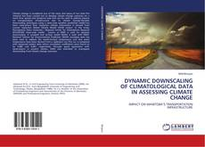 Обложка DYNAMIC DOWNSCALING OF CLIMATOLOGICAL DATA IN ASSESSING CLIMATE CHANGE