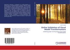 Bookcover of Online Validation of Visual Model Transformations