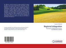 Bookcover of Regional Integration