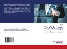 Bookcover of Viral Word-of-mouth and Email campaigns