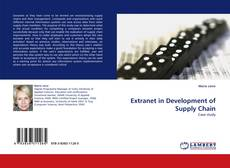 Bookcover of Extranet in Development of Supply Chain