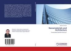 Nanomaterials and Architecture的封面