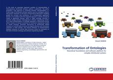 Portada del libro de Transformation of Ontologies