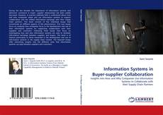 Couverture de Information Systems in Buyer-supplier Collaboration