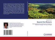 Bookcover of Beyond the Rhetoric