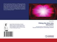 Buchcover von Fitting the Arts into Education