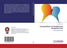 Bookcover of Competition & Intellectual Property Law
