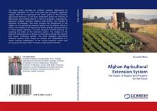 Обложка Afghan Agricultural Extension System
