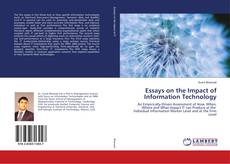 Couverture de Essays on the Impact of Information Technology