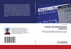 Bookcover of EXPERT RECOMMENDING SERVICES