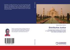 Bookcover of Distributive Justice