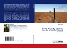 Bookcover of Doing Right by Country