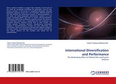 Bookcover of International Diversification and Performance