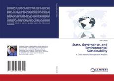Bookcover of State, Governance, and Environmental Sustainability