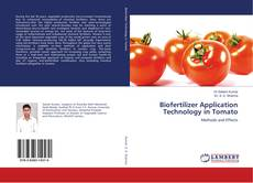 Copertina di Biofertilizer Application Technology in Tomato
