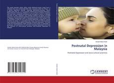 Copertina di Postnatal Depression in Malaysia