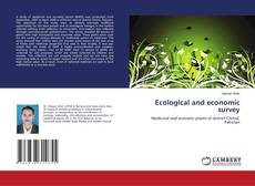 Buchcover von Ecological and economic survey