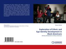 Couverture de Exploration of Ethnic and Ego Identity Development in Black Americans