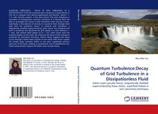Quantum Turbulence:Decay of Grid Turbulence in a Dissipationless Fluid kitap kapağı