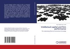 Couverture de Intellectual capital and firm performance