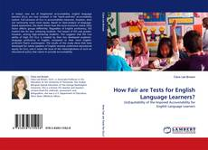 How Fair are Tests for English Language Learners? kitap kapağı