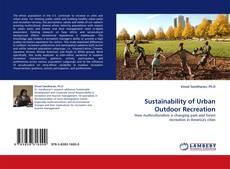 Copertina di Sustainability of Urban Outdoor Recreation