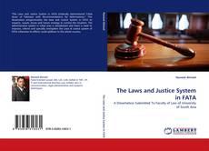Copertina di The Laws and Justice System in FATA