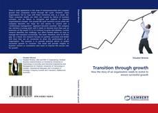 Buchcover von Transition through growth
