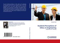 Buchcover von Students'Perceptions of Ethics in Engineering