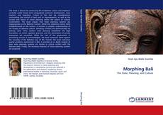 Bookcover of Morphing Bali